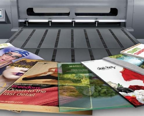 impresión materiales rígidos